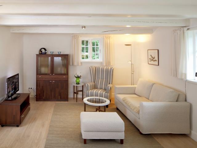 Wohnzimmer (Fischerhaus-Wohnung II)