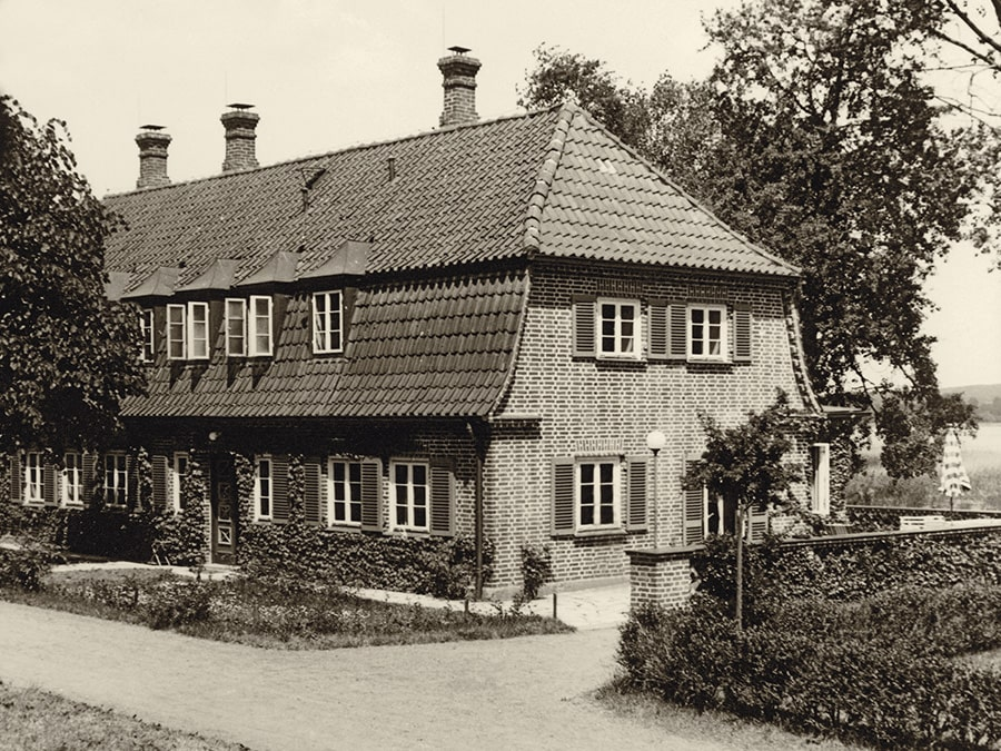 Das Englische Landhaus um 1930