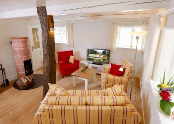 Wohnzimmerecke (Fischerhaus-Wohnung I)