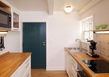 Küche (Fischerhaus-Wohnung I)