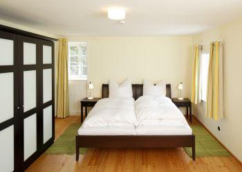Kleines Schlafzimmer (Englisches Landhaus)
